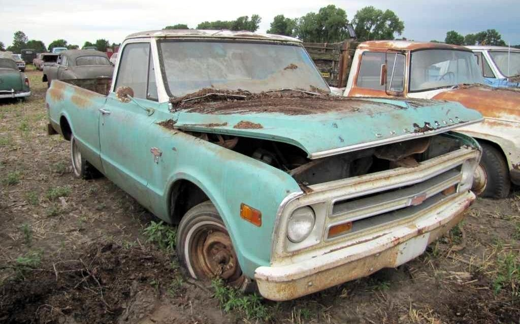 Used 1982 Chevrolet C20 Pickup  1100 in Cookeville TN  LSN
