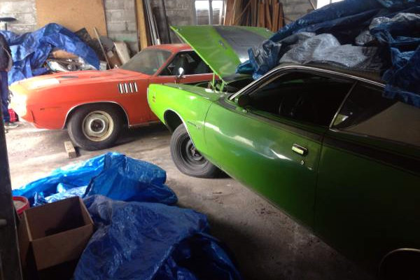 Listing All Cars For Sale >> Mopar Barn Find: Hidden for Decades