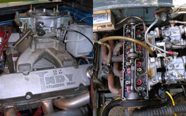 Race Engine Face Off