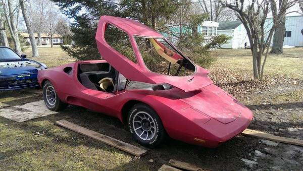 Budget Sports Car: Bradley GT