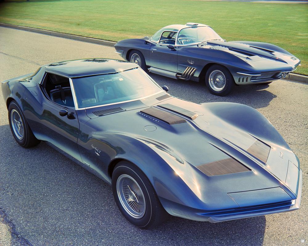 Greenwood 1979 Custom Corvette