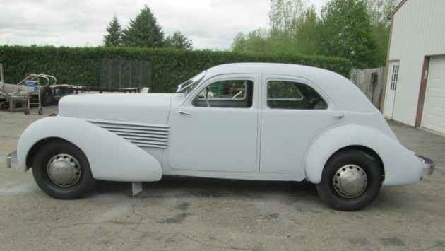 First To FWD: 1936 Cord Westchester