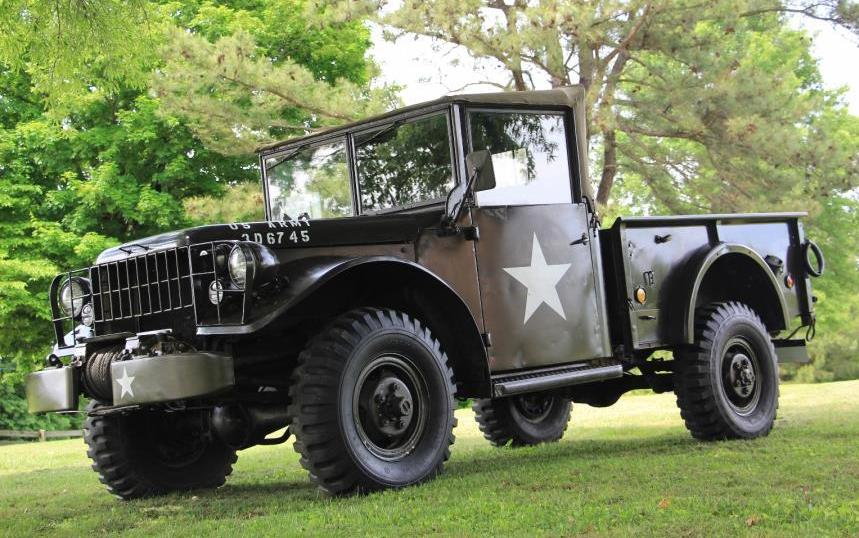 Dodge Power Wagon Military Truck furthermore 486318459743560257 also 1955 M43 likewise 1955 M43 besides 1955 M43. on memorial day special 1952 dodge m37