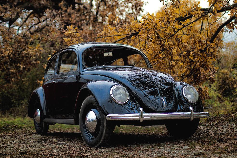 1952 Volkswagen Beetle Type 11