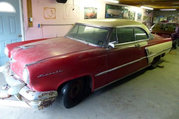1953 Lincoln Capri Coupe