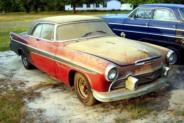 Local Car Auctions >> 1956 Desoto Coupe: Hemi FireDome