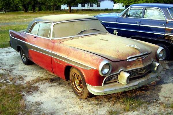1956 Desoto Coupe Hemi Firedome