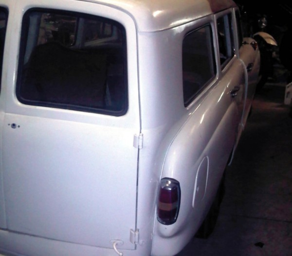 1956 Mercedes Benz 180 Binz