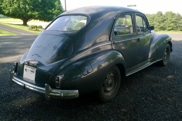 1959 Peugeot