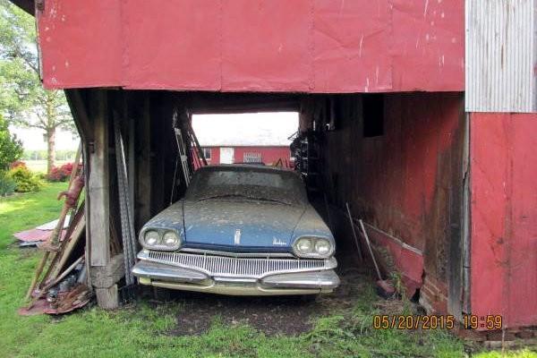 1960 Dodge Dart Seneca