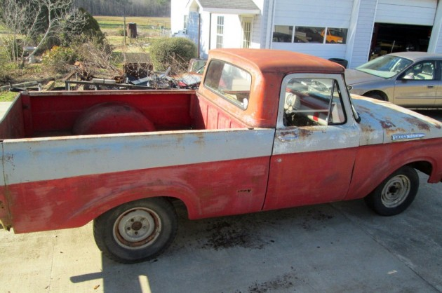 1962 ford unibody how much do they weigh. Black Bedroom Furniture Sets. Home Design Ideas
