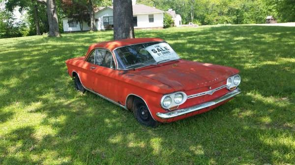 1964 Chevrolet Corvair For 850