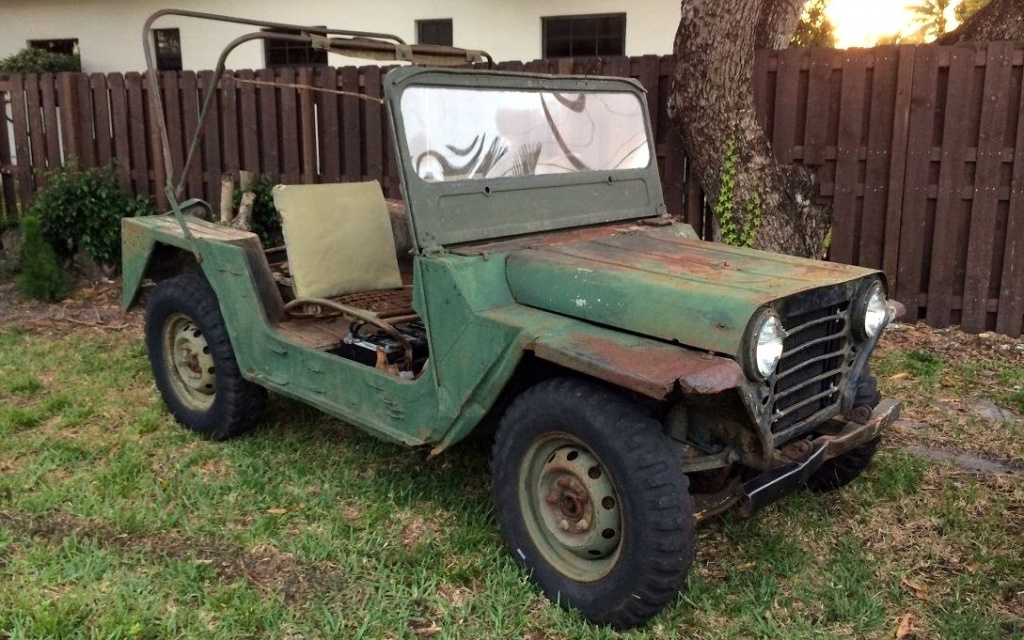 Willys Jeep Truck For Sale >> Memorial Day Special: 1968 Jeep M151