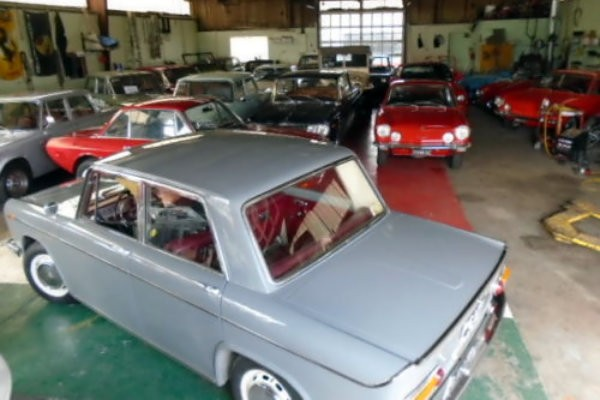 1968 Lancia Fulvia GT