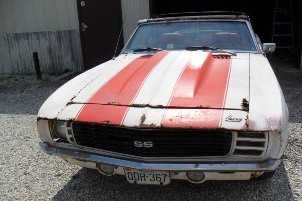 Pace Car Project 1969 Chevrolet Camaro