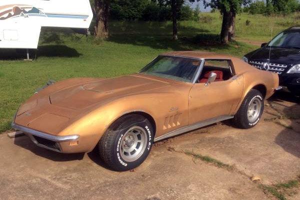 1969 Corvette: Big Block Ray