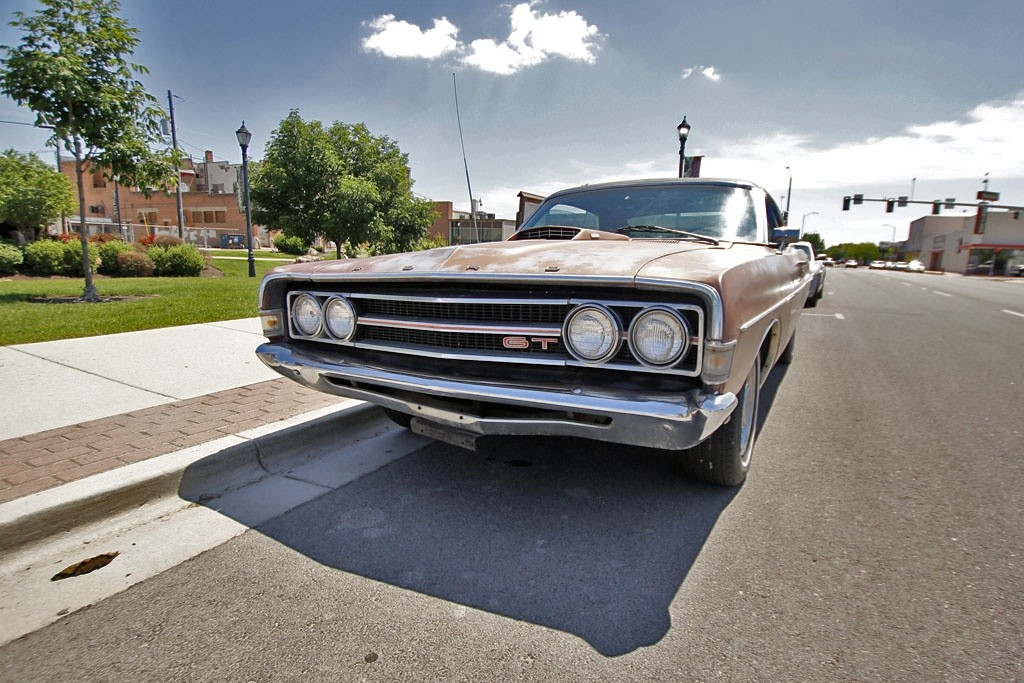New Ford Torino >> Our New Project 1969 Ford Torino Gt