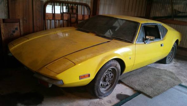 Ford Pantera Project For Sale Best Car Update 2019 2020 By