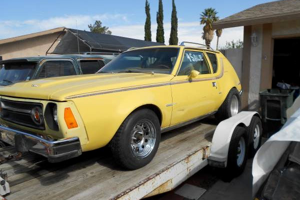 1976 Amc Gremlin Oddly Collectible