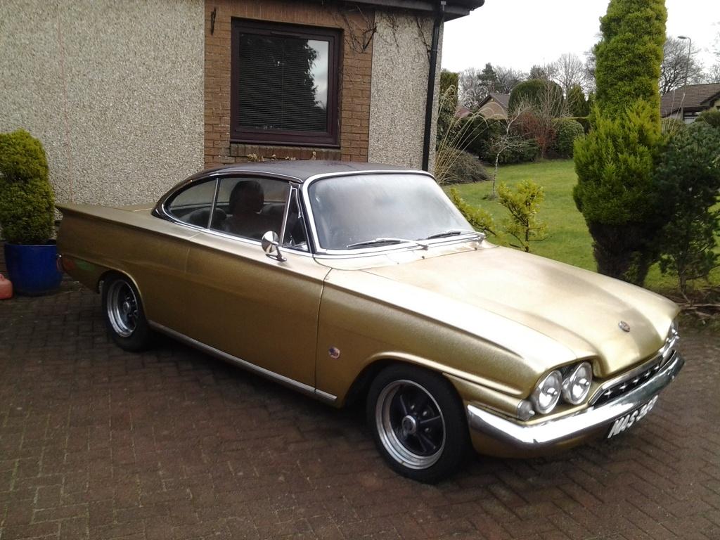 2015 Buick Grand National >> 1962 Ford Consul Capri: The Sunbird