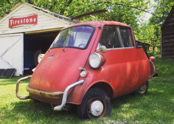 Drop Top Isetta Project