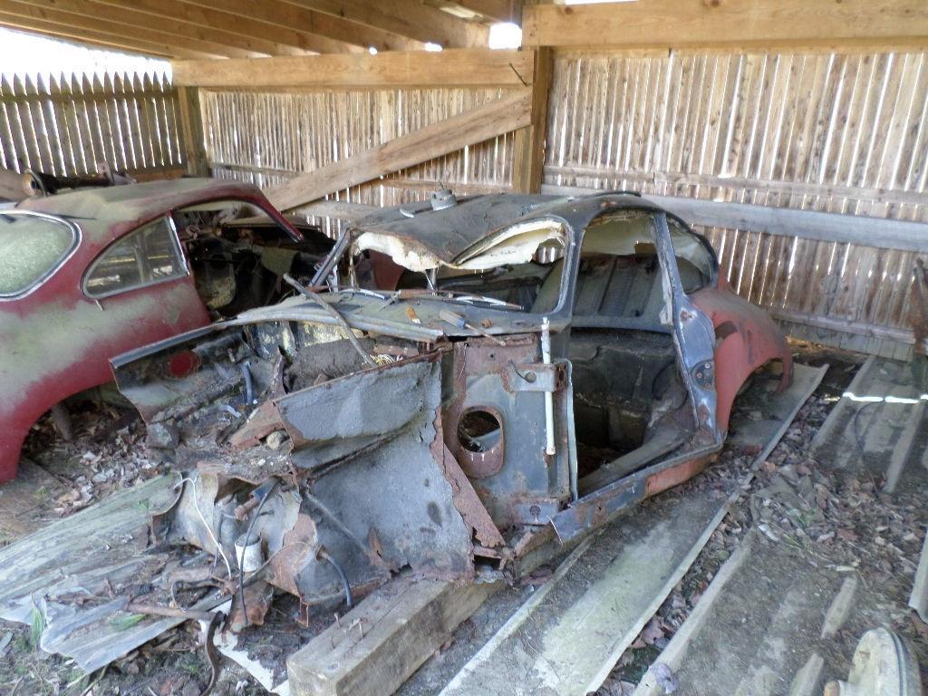 Crashed 356