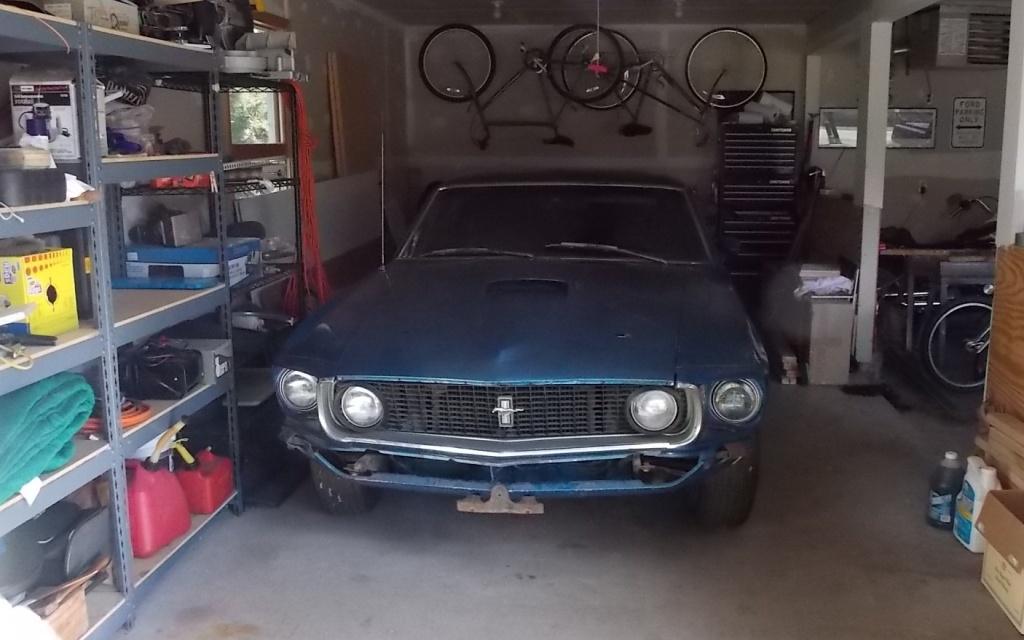 Garage find Mach 1