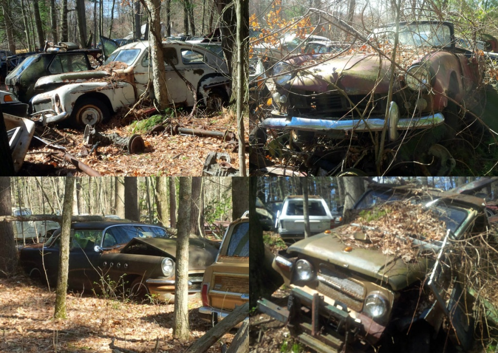 Jeff in the Junkyard: From MA to MD