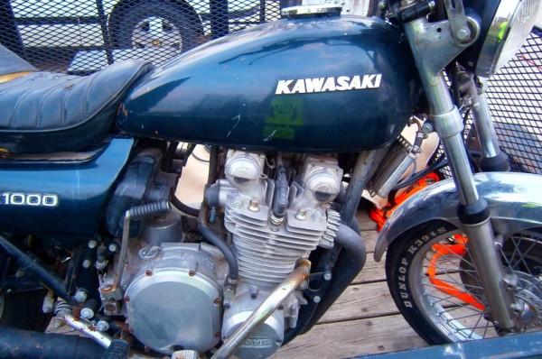 Gemütlich Kawasaki Kz1000 Verdrahtungspläne Galerie - Elektrische ...
