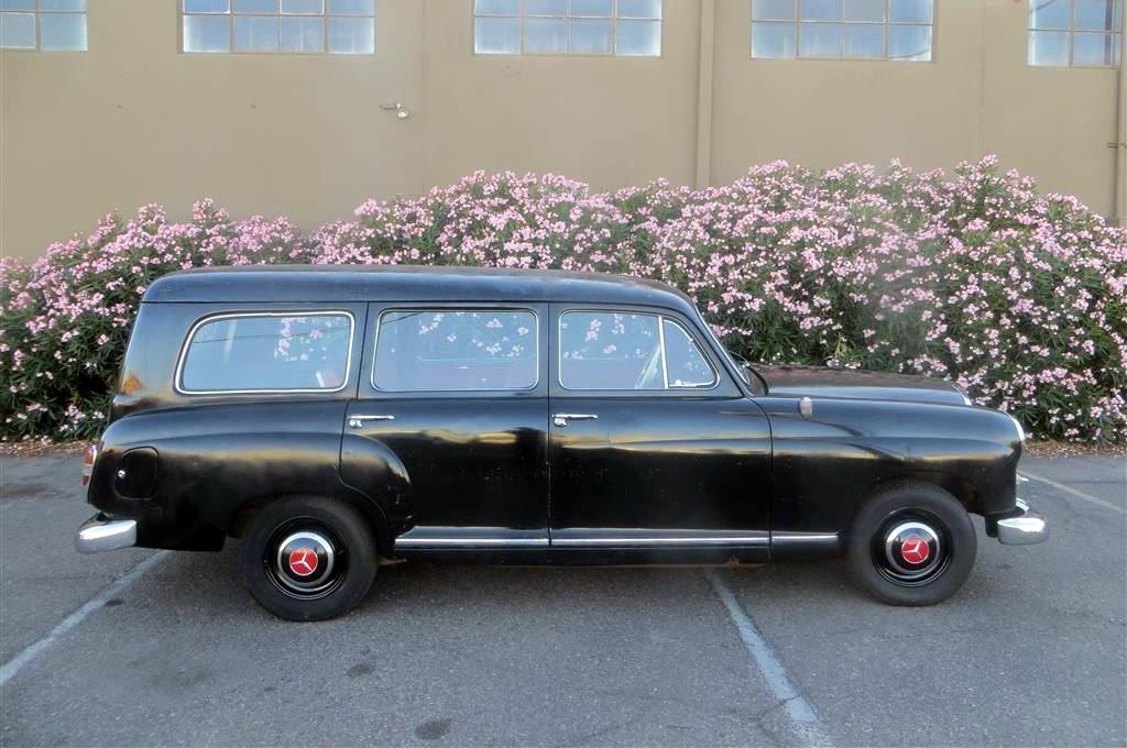 1960 mercedes 190 kombi the people 39 s carrier. Black Bedroom Furniture Sets. Home Design Ideas