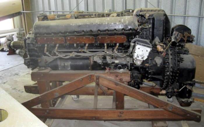 Hangar Find 1944 P 51 Mustang More