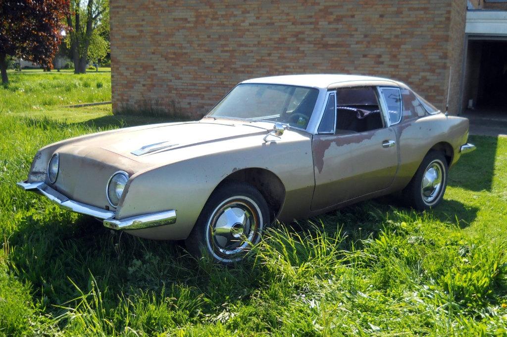 1963 Studebaker Avanti: Wide-Eyed Luxury