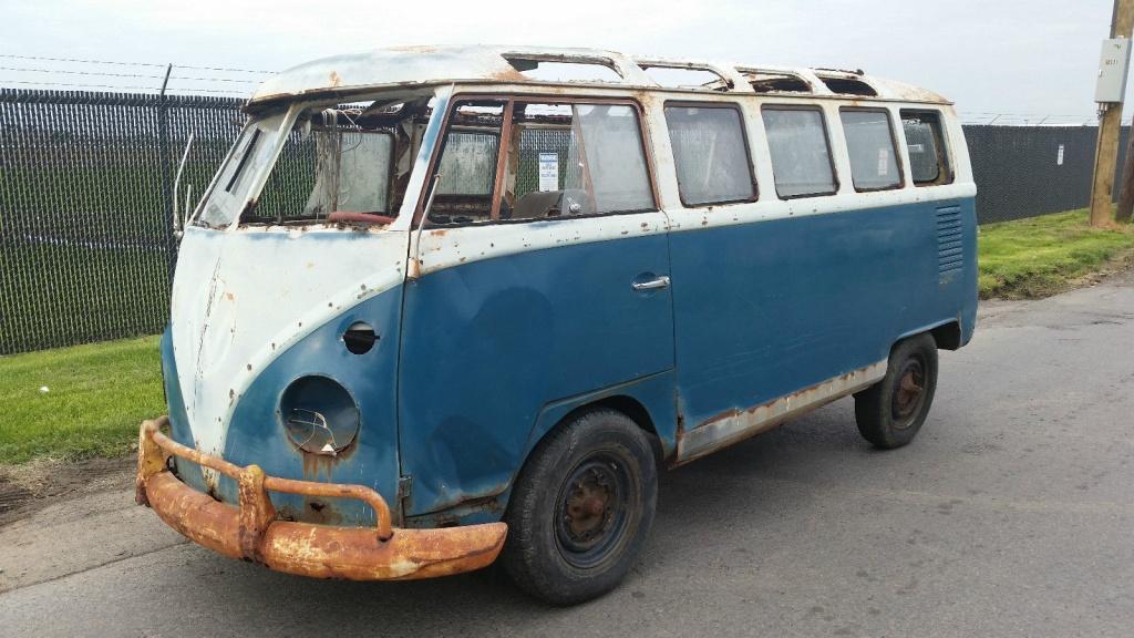 Volkswagen 21 window van