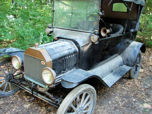 1915 Wide Track Model T