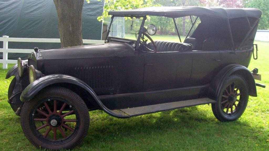 Gangster Owned: 1921 Studebaker Big Six