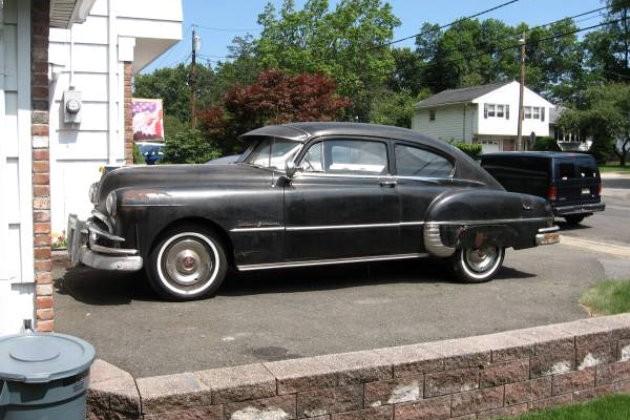 1949 Pontiac Streamliner: Fastback Classic