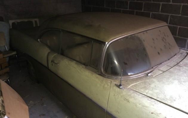 1956 Chevrolet 210 barn find