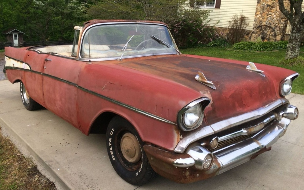 1957 Convertible projects - TriFive.com, 1955 Chevy 1956 chevy 1957 ...