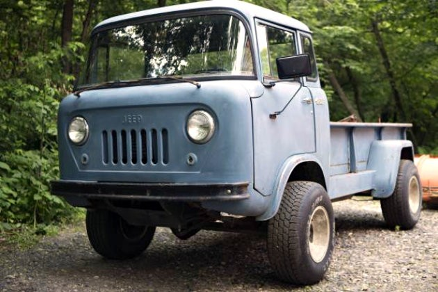 1957 Jeep FC-170