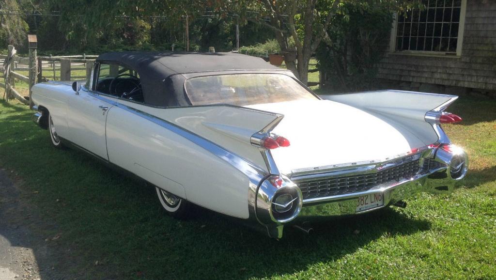 Owned 41 Years 1959 Cadillac Eldorado