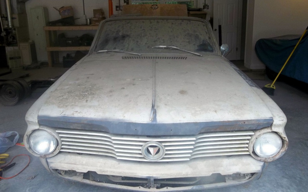1964 Plymouth Valiant Convertible: Fun To Drive?