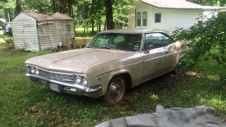 Chevrolet Dent Repair >> Gotta Go: 1966 Chevrolet Impala