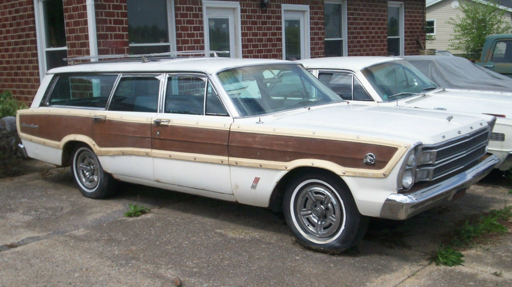 1966 ford country squire -#main