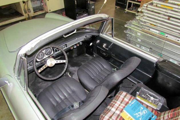 1967 Renault Caravelle Interior