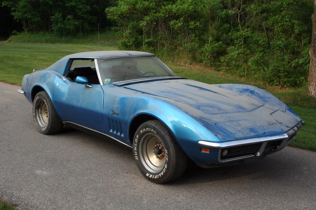 1969 corvette stingray a friend of a friend. Cars Review. Best American Auto & Cars Review