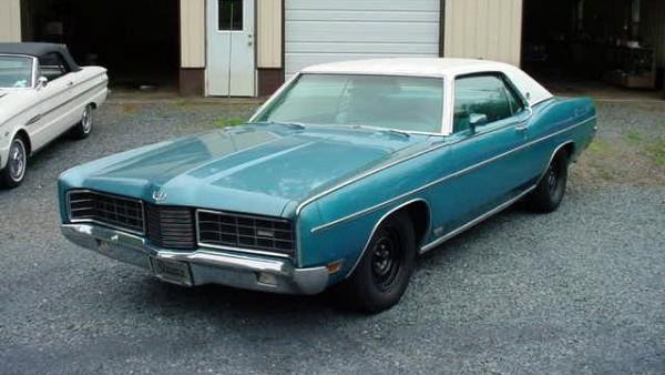 1970 Ford LTD 429