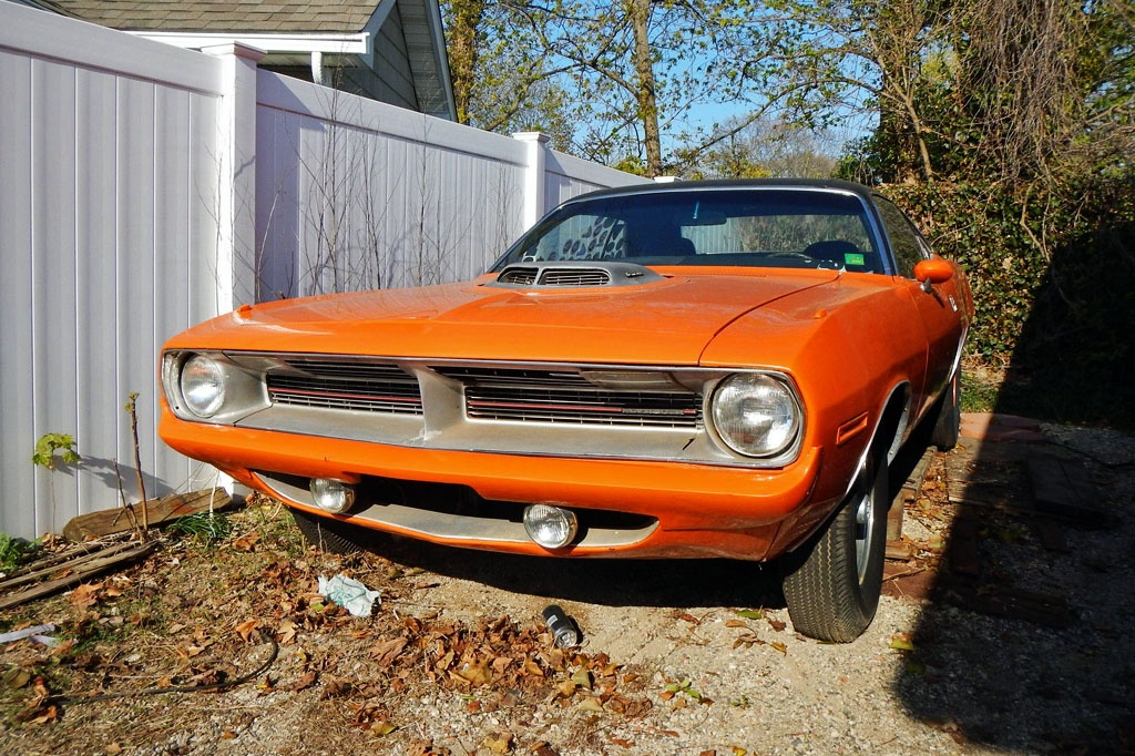 2015 Dodge Barracuda >> 1970 Plymouth Barracuda: Hemi Upgrade
