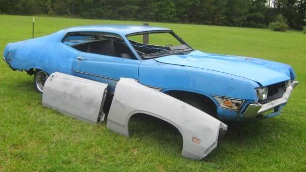 1971 Torino Cobra GT For $1,400!