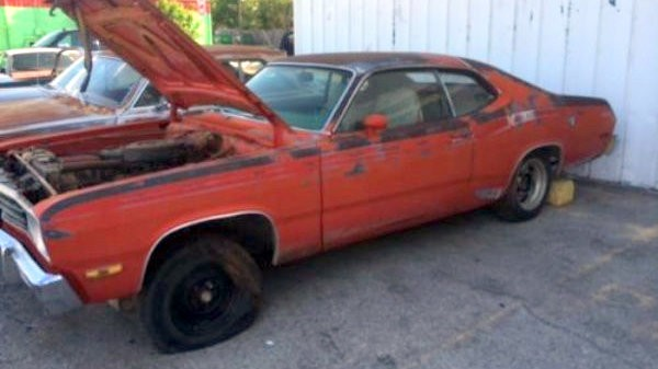 1974 Duster Twister