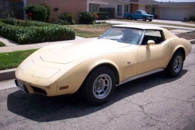 1977 Corvette For Sale >> 1977 Corvette: Four Speed Fun